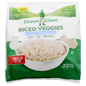 Green Giant Riced Veggies Cauliflower Value Size