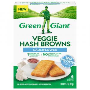 Green Giant Veggie Cauliflower Hash Browns