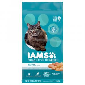 Iams Adult Indoor Weight & Hairball Care Cat Food