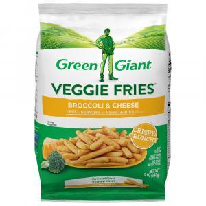 Green Giant Veggie Fries Broccoli & Cheese
