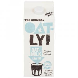 Oatly Oatmilk Low Fat