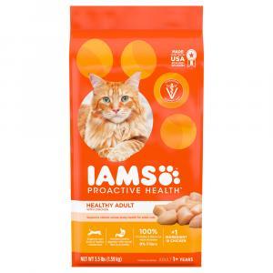 Iams Cat Healthy Adult Original Chicken