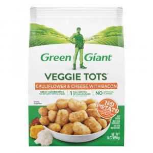 Green Giant Veggie Tots Cauliflower Cheese & Bacon