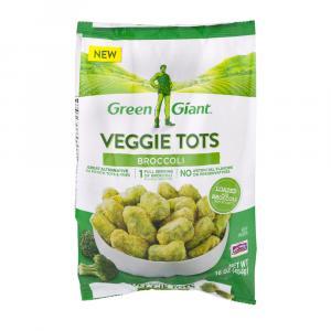 Green Giant Veggie Tots Broccoli