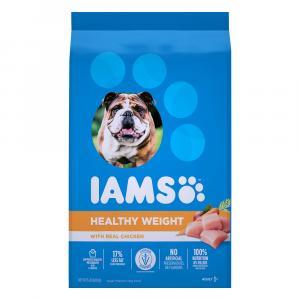 Iams Weight Control Dry Dog Food