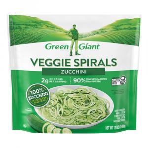 Green Giant Veggie Spirals Zucchini