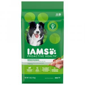 Iams Minichunk Dog Food
