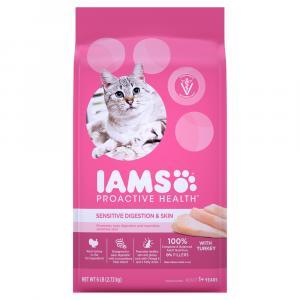 Iams ProActive Health Sensitive Digestion & Skin Cat Food