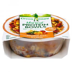 Green Giant Harvest Protein Bowls South West Style