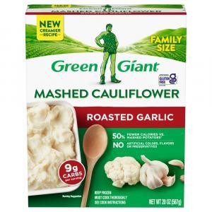 Green Giant Garlic & Herb Mashed Cauliflower