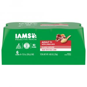 Iams Lamb & Rice Dog Food