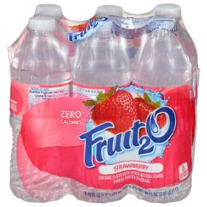 Veryfine Fruit2o Strawberry