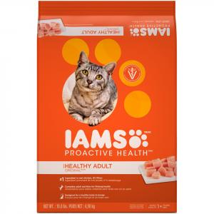 Iams Cat Original With Chicken