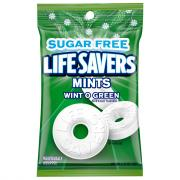 LifeSavers Sugar Free Wint-O-Green Rolls