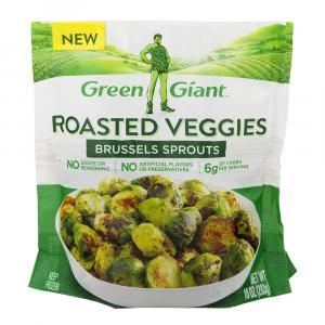 Green Giant Roasted Veggies Brussels Sprouts
