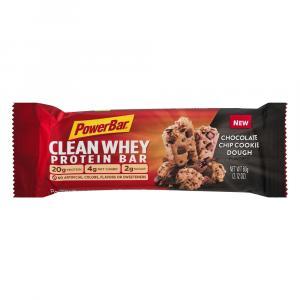 Powerbar Clean Whey Protein Bar Chocolate Chip Cookie Dough
