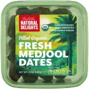 Organic Pitted Medjool Dates