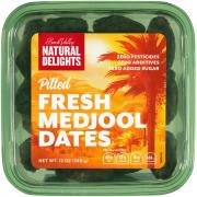 Bard Valley Natural Delights Pitted Medjool Dates