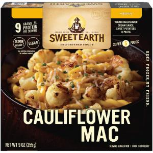 Sweet Earth Cauliflower Mac