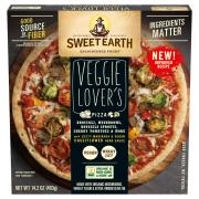 Sweet Earth Veggie Lover's Pizza