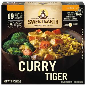 Sweet Earth Curry Tiger Bowl