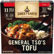 Sweet Earth General Tso's Tofu