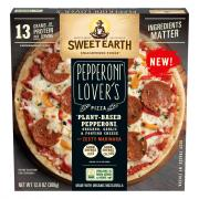 Sweet Earth Pepperoni Lover's Pizza