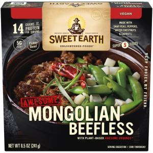 Sweet Earth Mongolian Beefless