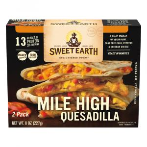 Sweet Earth Mile High Quesadilla