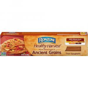 Ronzoni Healthy Harvest Ancient Grains Thin Spaghetti