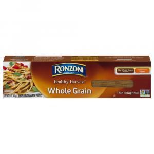 Ronzoni Healthy Harvest Thin Spaghetti