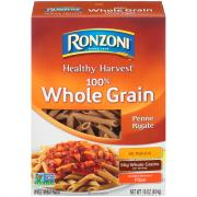 Ronzoni Healthy Harvest Penne Rigate