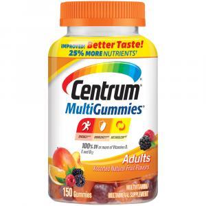 Centrum Multivitamin Adult Gummies