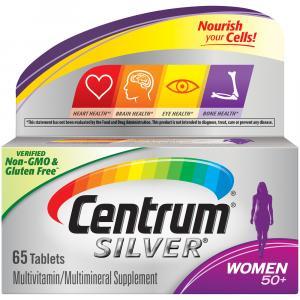 Centrum Silver Women 50+ Multivitamin