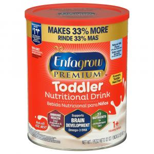 Enfagrow Toddler Nutritional Milk Drink Powder