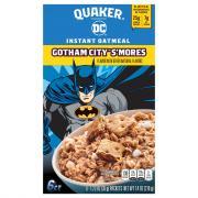 Quaker Smores Instant Oatmeal