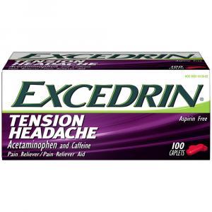Excedrin Tension Headache Caplets