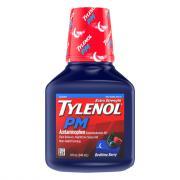 Tylenol PM Extra Strength Bedtime Berry Liquid