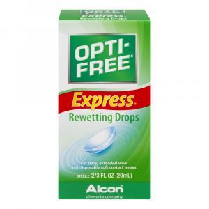 Alcon Opti-Free Rewetting Drops Economy Size