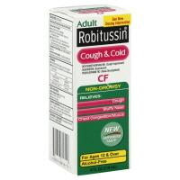 Robitussin Cf Cough & Cold Liquid