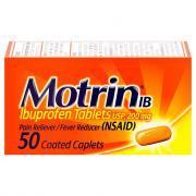 Motrin IB Coated Caplets