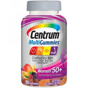 Centrum MultiGummies Women 50+