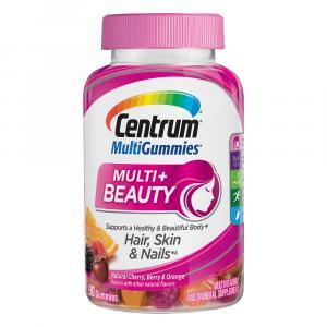 Centrum Multi Gummies and Beauty
