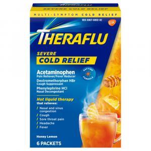 Theraflu Multi-Symptom Severe Cold