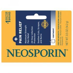 Neosporin Plus Pain Relief Maximum Strength Ointment