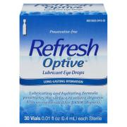 Refresh Optive Sensitive Lubricating Eye Drops