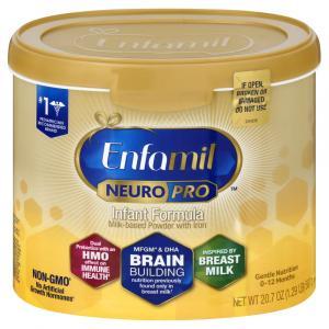 Enfamil Neuro Pro Infant Powder Tub