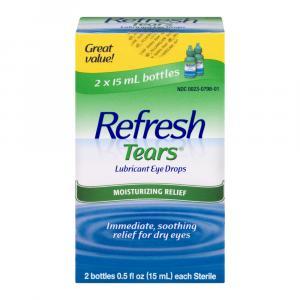 Allergan Refresh Tears Eye Drops