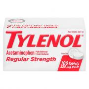Tylenol Regular Strength Tablets