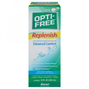 Alcon Opti-Free Replenish Solution